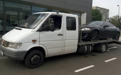 Перевозка авто на эвакуаторе